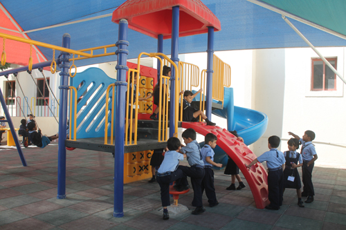 KGplay area